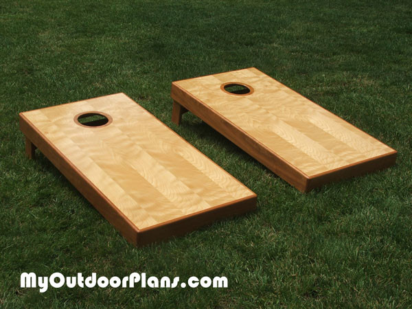 DIY-Cornhole-Game