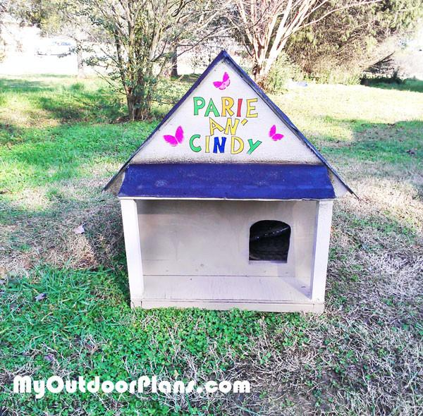 Watch besides Cucce Per Cani Coibentate likewise 15 Jane Outdoor Cat House additionally Watch moreover Free Dog House Plans For Large Dogs. on insulated cat house building plans