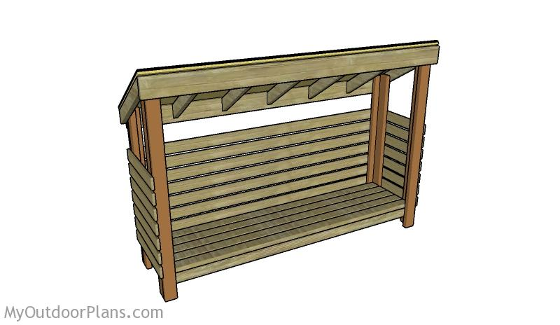 Free Wood Shed Plans Myoutdoorplans