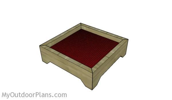 Lego Tray Plans