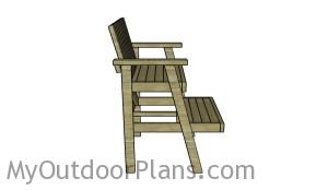 Lifeguard Chair Plans Free