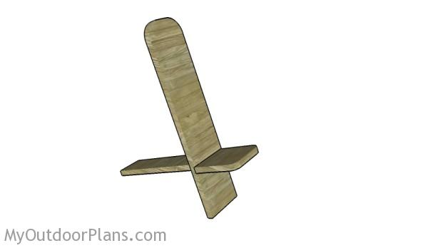 Viking Chair Plans | MyOutdoorPlans | Free Woodworking Plans and ...