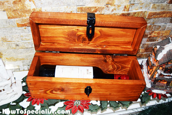 DIY Wine Box