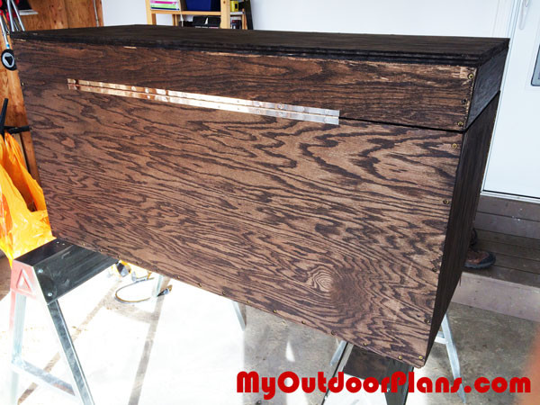 Wood-Toy-Box