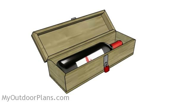 Wooden wine box plans