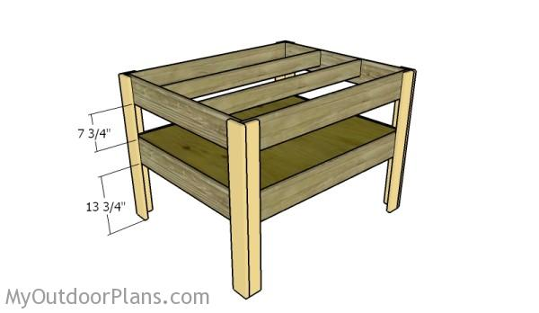 Outstanding Outfeed Table Plans Myoutdoorplans Free Woodworking Home Interior And Landscaping Oversignezvosmurscom