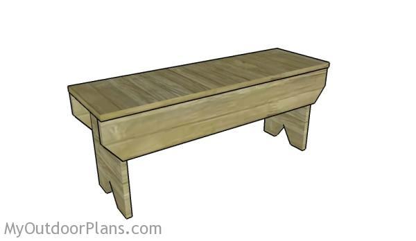 Basic bench plans