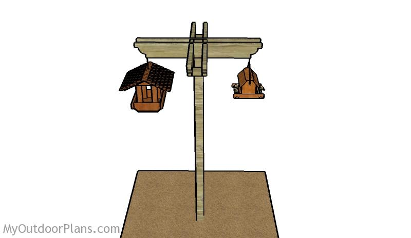 Bird Feeding Station Plans