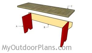 Build a basic bench