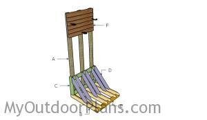 Building a bike rack