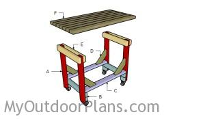 Building a work table