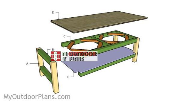 Building-a-workbench-4x8