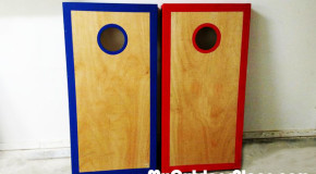 DIY Corn Hole Board