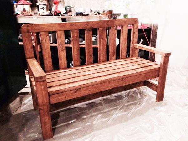 Diy Garden Bench Myoutdoorplans Free Woodworking Plans