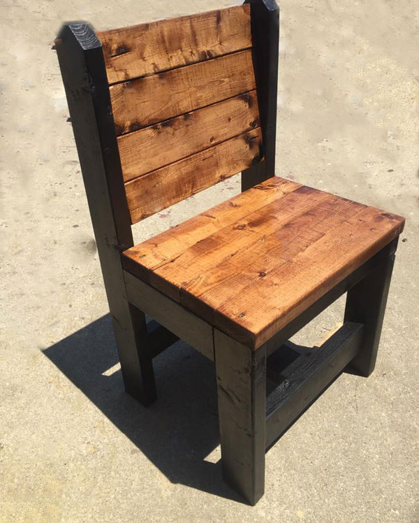 Diy Kids Chair Myoutdoorplans Free Woodworking Plans