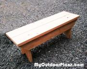 DIY Small Bench
