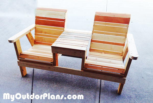 Double-Chair-wih-table-bench