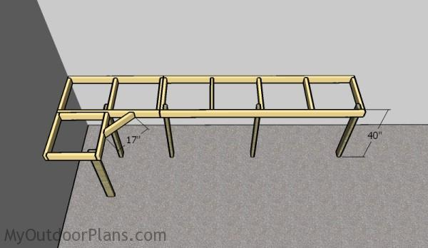 Garage Workbench Plans Myoutdoorplans Free Woodworking