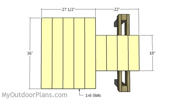 Free Shooting Bench Plans | MyOutdoorPlans | Free ...