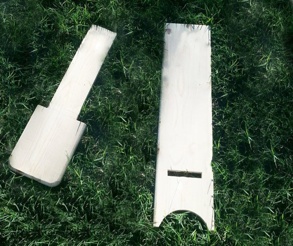 One-plank-chair