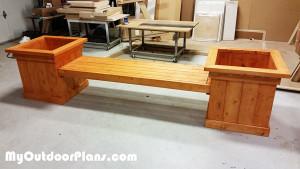 Planter-bench-plans