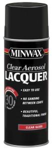 Spray Lacquer