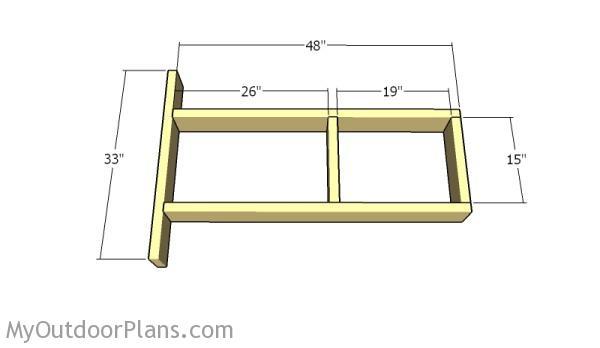 Free Shooting Bench Plans Myoutdoorplans Free