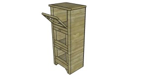 Vegetable Cupboard Plans