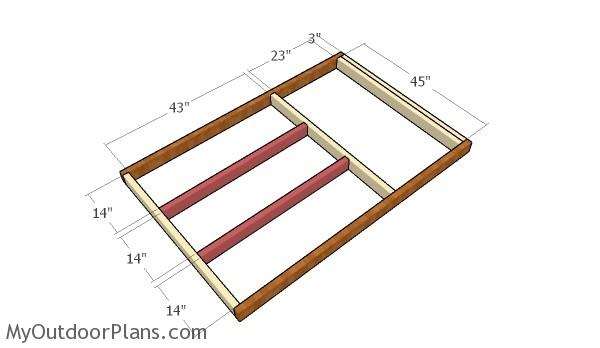 outhouse plans | myoutdoorplans | free woodworking plans and projects, diy  shed, wooden playhouse, pergola, bbq  myoutdoorplans