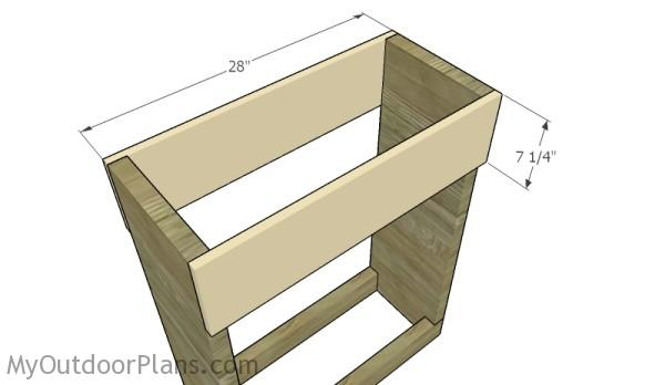 outdoor firewood shed plans