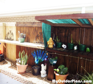 Building-a-garden-plant-stand
