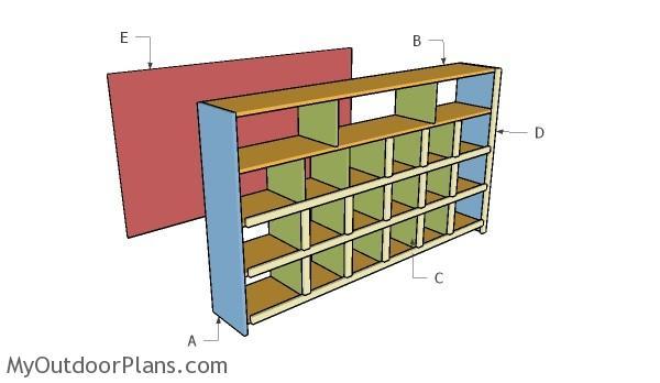 Building A Video Game Shelf