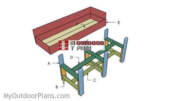 Building-a-waist-high-planter