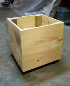 DIY-Wood-Storage-Bin