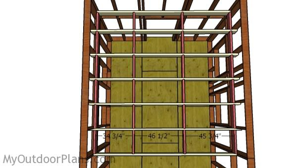 Floft frame