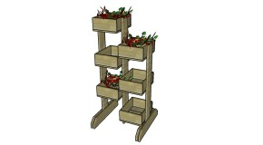 Outdoor Planters Plans