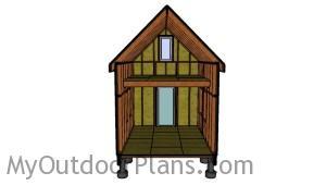 Tiny house - Interior