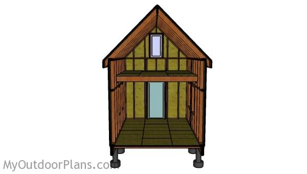Tiny house - Interior