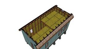 Tiny House Loft Plans