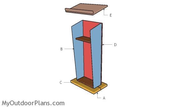 Building a podium