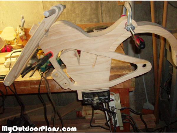 Build-a-wood-Harley