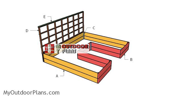 Building-a-large-raised-garden-bed