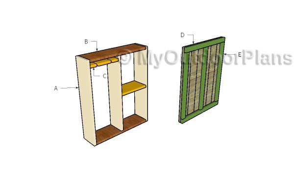 Building a murphy bar