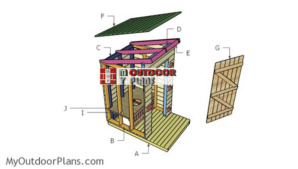 Building-an-outhouse