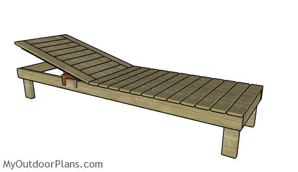 Chaise Lounge Plans Myoutdoorplans Free Woodworking