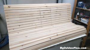 DIY-Swing-Bench