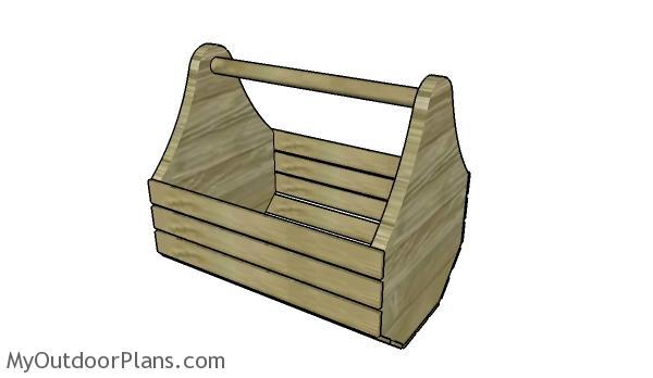 Garden Hod Plans MyOutdoorPlans Free Woodworking Plans and