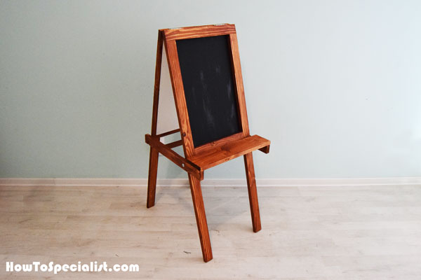 How-to-build-a-folding-kids-chalkboard-easel
