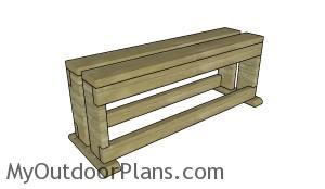 Saw bench plans