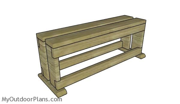 saw bench plans | myoutdoorplans | free woodworking plans and projects, diy  shed, wooden playhouse, pergola, bbq